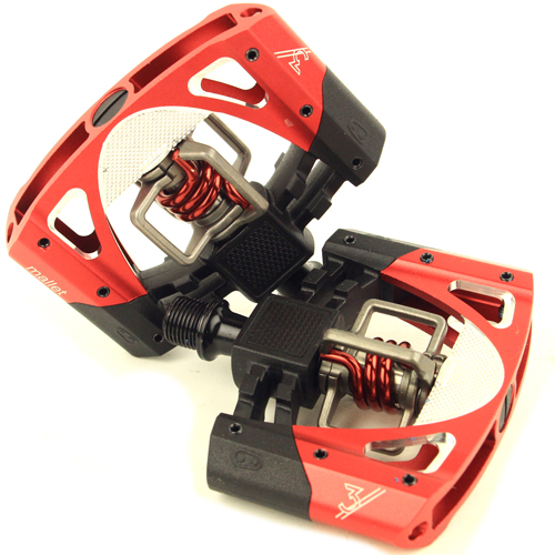 BLUE LUG / *CRANK BROTHERS* mallet 3 pedal (red)