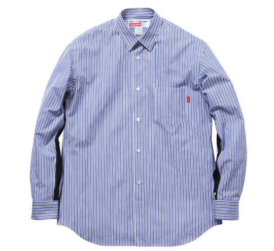 Supreme x COMME des GARCONS SHIRT Capsule Collection | Hypebeast