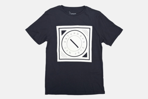 Saturdays Surf NYC | Online Store | Compass T-Shirt