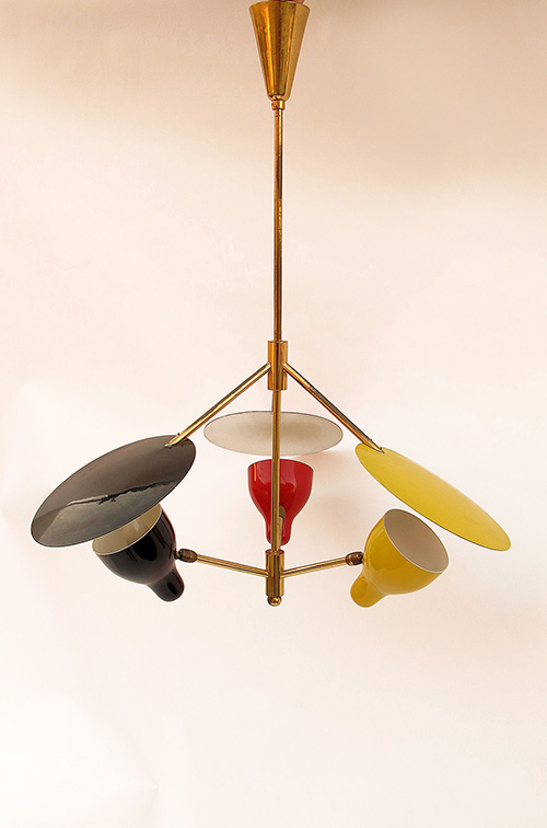 Unknown / 1950 Celling lamp