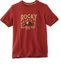 Rocky Mountain National Park T-Shirt - Men's