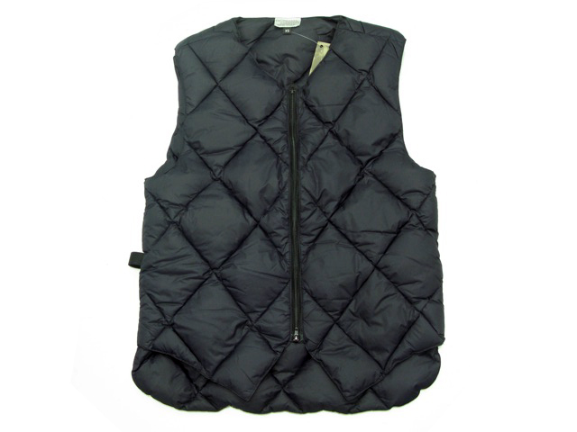 DICE&DICE : ENGINEERED GARMENTS TAILORED DOWN VEST