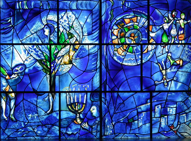 Marc Chagall: America Windows. A Stained Glass Exhibition at The Art Institute of Chicago. (2010) | Flickr - Photo Sharing!