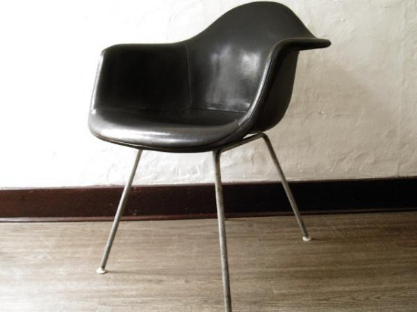 Eames Arm Shell Chair Nauga Leather | Flickr - Photo Sharing!