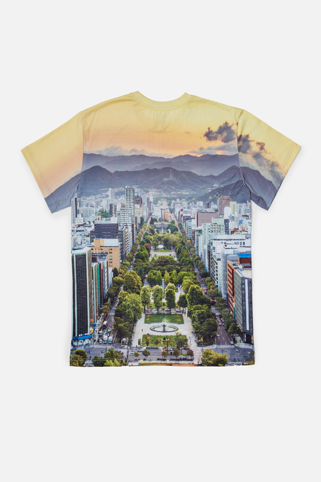MASSIVE for Opening Ceremony Peace Tee - MEN - JUST IN - MASSIVE for Opening Ceremony