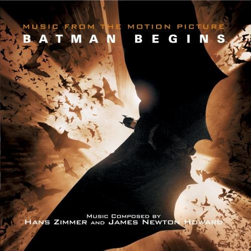 Amazon.co.jp: Batman Begins: Soundtrack: 音楽