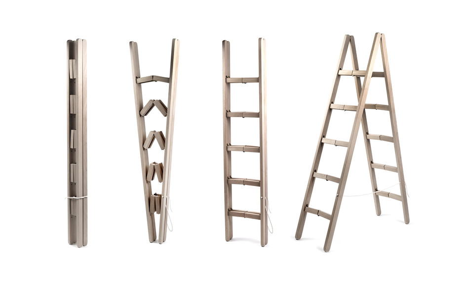 THE CORNER LADDER by Company & Company | Homeless Design
