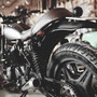 the Bike Shed » Tan DS's 250 Tracker