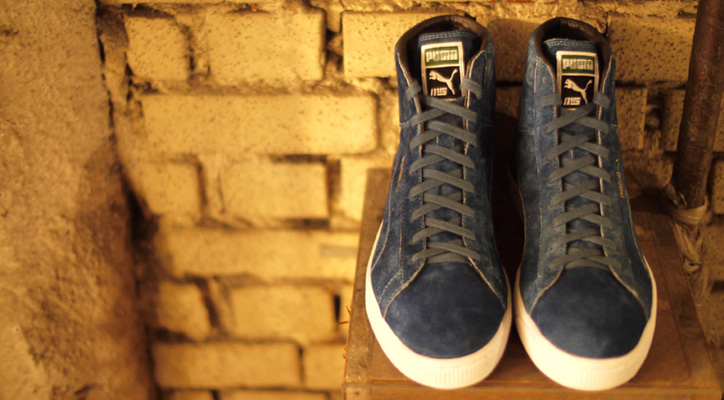 mita sneakers x Puma PUMA SUEDE MID MITA 「LIMITED EDITION for The LIST」 - sneaker resource