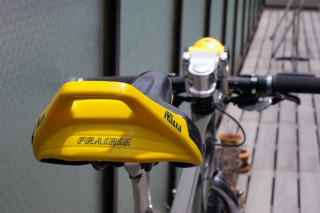 """Side View - Bike 3 """"Tough Road"""" phase 1 