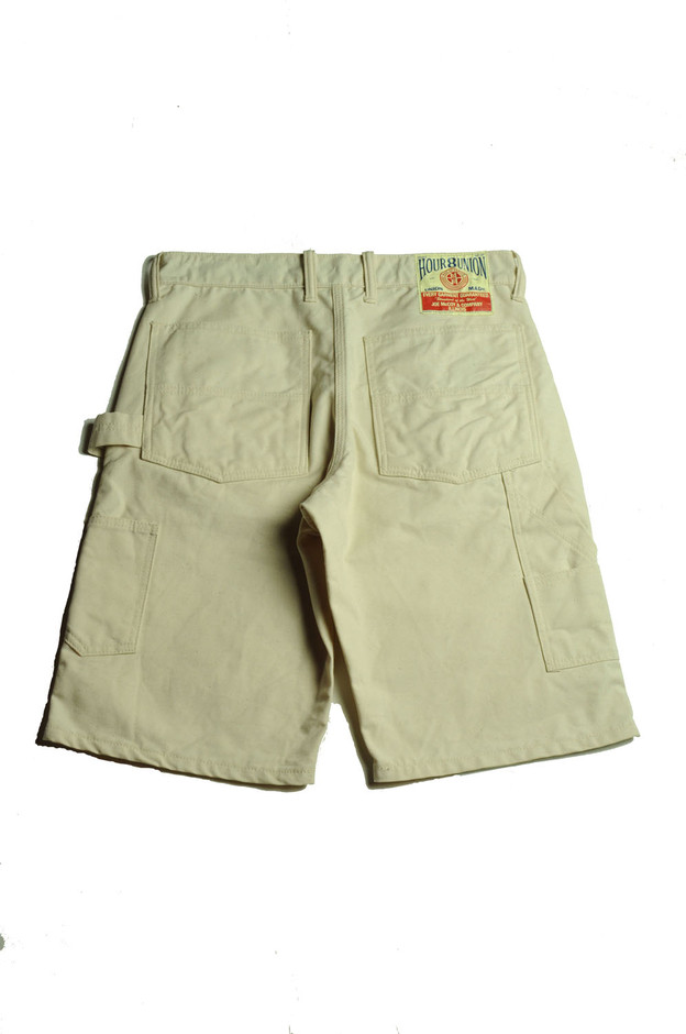 THE REAL McCOY'S WEB CATALOG/商品詳細 8HOUR UNION WORK SHORTS