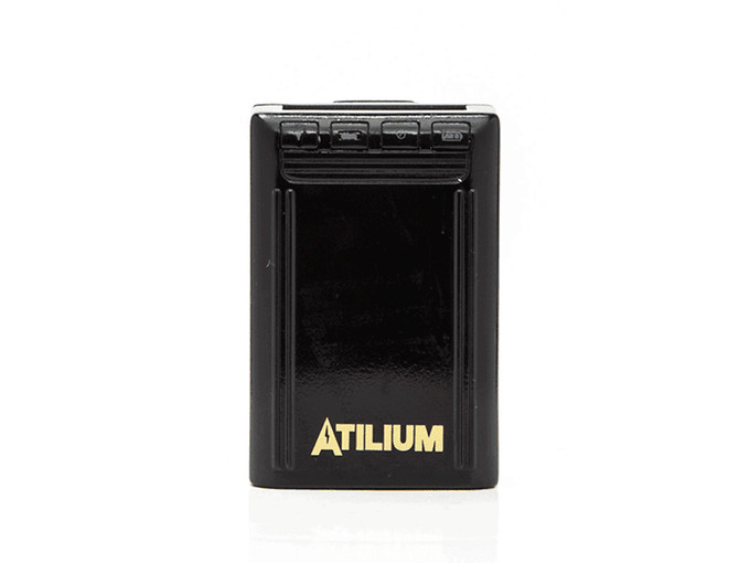 ATILIUM: A Retro-Styled Power Charger by Louis W. Colon III — Kickstarter