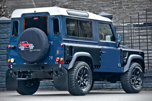 Land Rover Defender By Kahn Design - eXtravaganzi