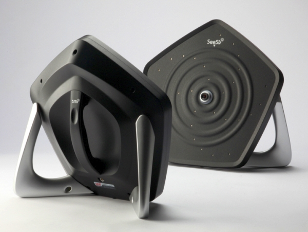 World's first portable sound camera SeeSV-S205 visualizes sound distribution | DamnGeeky