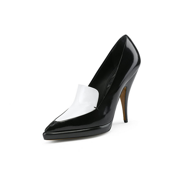 Front Row Mode: Celine Fall-Winter 2011/12 Shoes