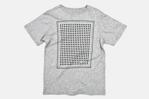 Saturdays Surf NYC | Online Store | Dot Square T-Shirt