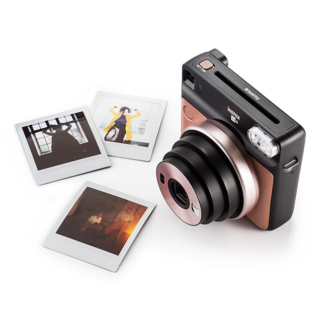 Fuji Instax SQ6 camera leaked online | Photo Rumors