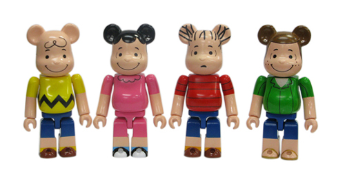 PEANUTS 60YEARS WORLD TOUR BE@RBRICK ... | K