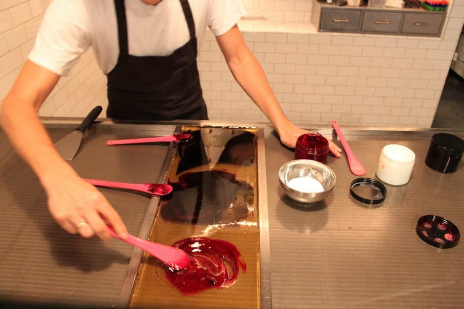 Candy-Making at Papabubble | The Gourmet Food Blog