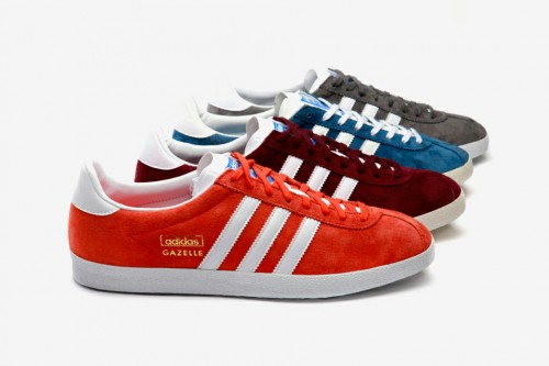 Adidas Gazelle: Multilifestyle icon