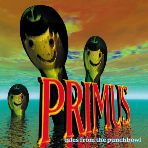 Amazon.co.jp: Tales From the Punchbowl: Primus: 音楽