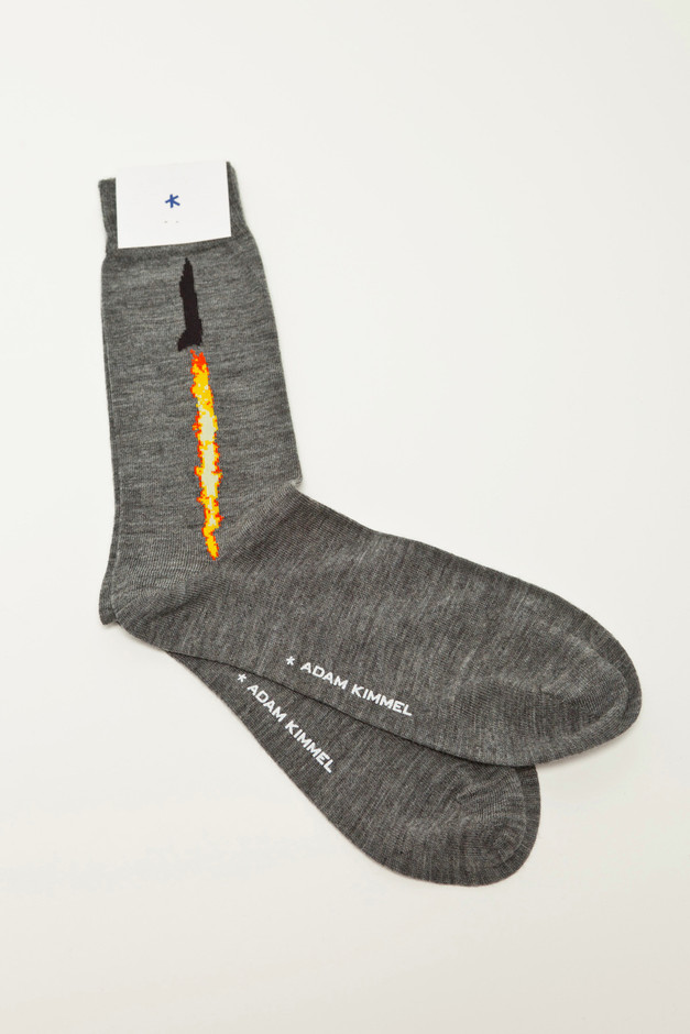 Want Mi » (beta) Simple Social Shopping » Jet Dress Socks by Adam Kimmel