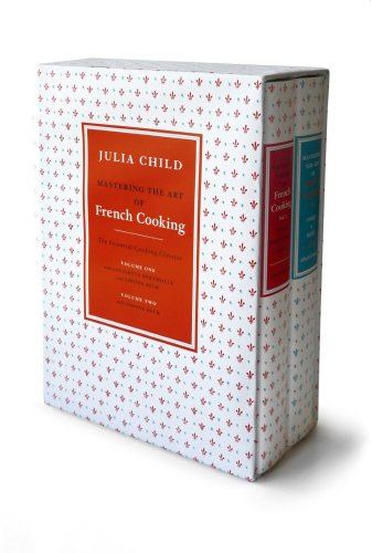 Amazon.co.jp: Mastering the Art of French Cooking Boxed Set: Volumes 1 and 2: Julia Child, Louisette Bertholle, Simone Beck: 洋書