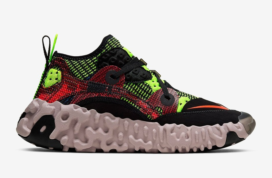 Nike's New ISPA OverReact is Outta This World! - HOUSE OF HEAT | Sneaker News, Release Dates and Features