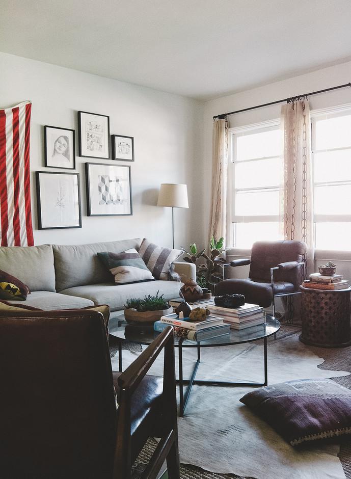 OLD BRAND NEW: JAKE'S SILVER LAKE HOME