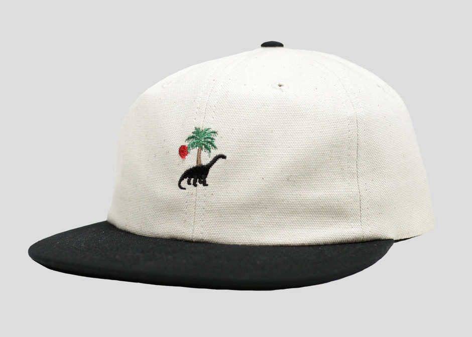 Belief / Shop: Prehistoric 6 Panel - Natural/Black