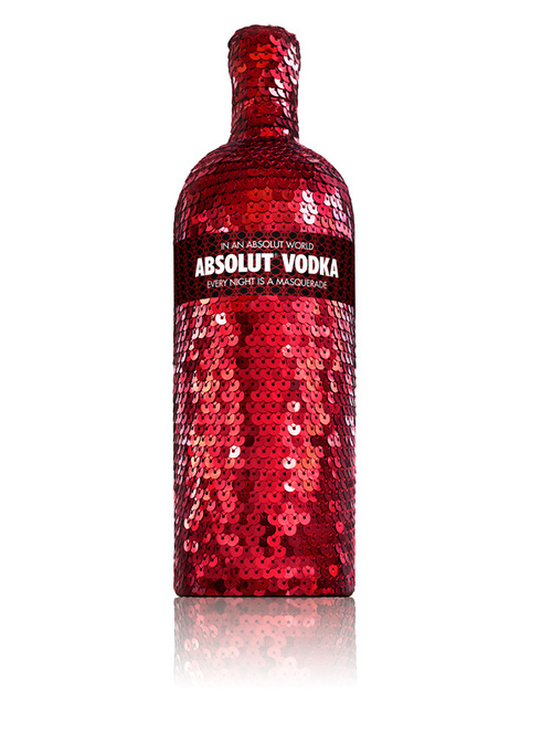 ABSOLUTMasquerade - TheDieline.com - Package Design Blog