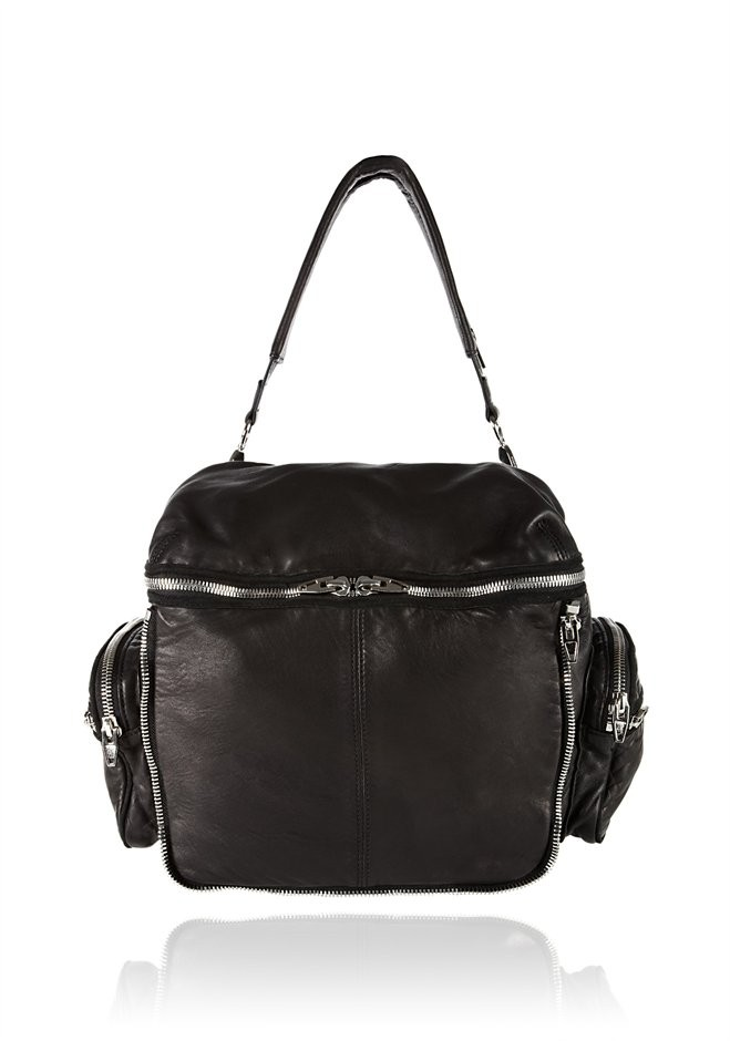 Black Jane With Nickel Hardware - Alexander Wang