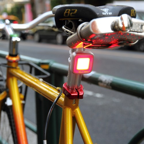 *KNOG* blinder MOB mr chips rear light (red) | BLUE LUG Online Store