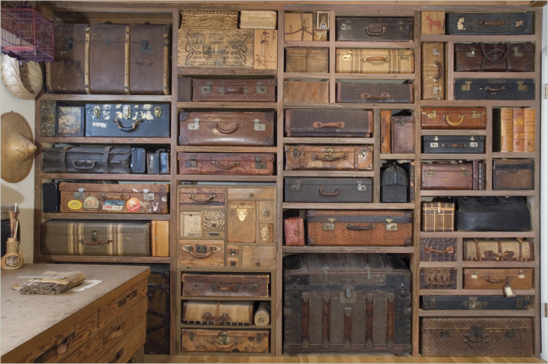 Gail Rieke Collage Studios | collage, assemblage and installation artist based in Santa Fe, New Mexico