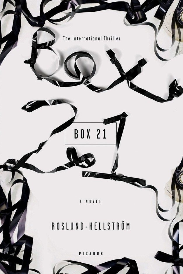 Box 21 book cover #design #book #cover | Covers and Posters | Pintere…
