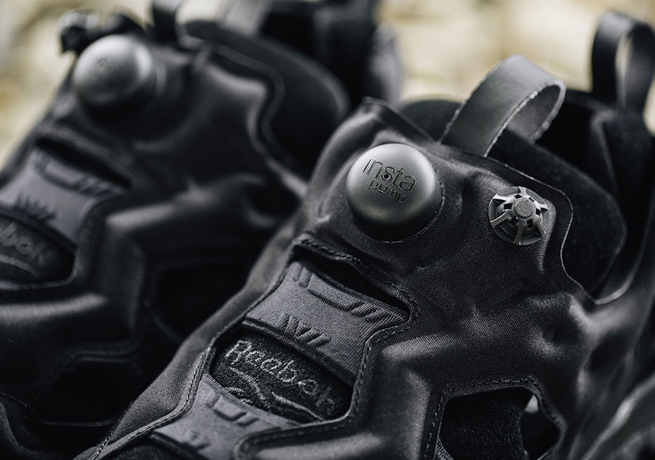 Beauty & Youth Opts For Tonal Black For Their Reebok Instapump Fury - SneakerNews.com