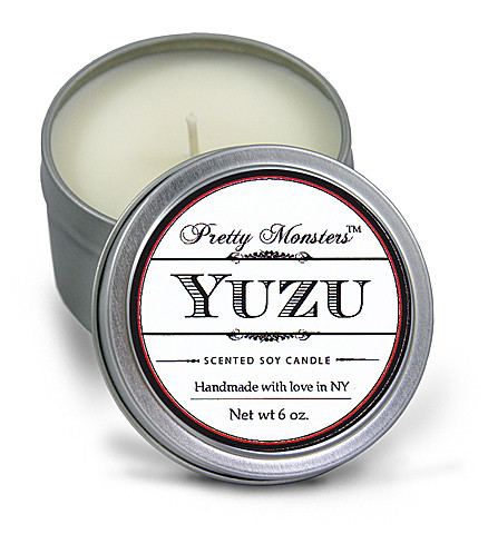 Pretty Monsters™ New York - Yuzu Eco soy candle