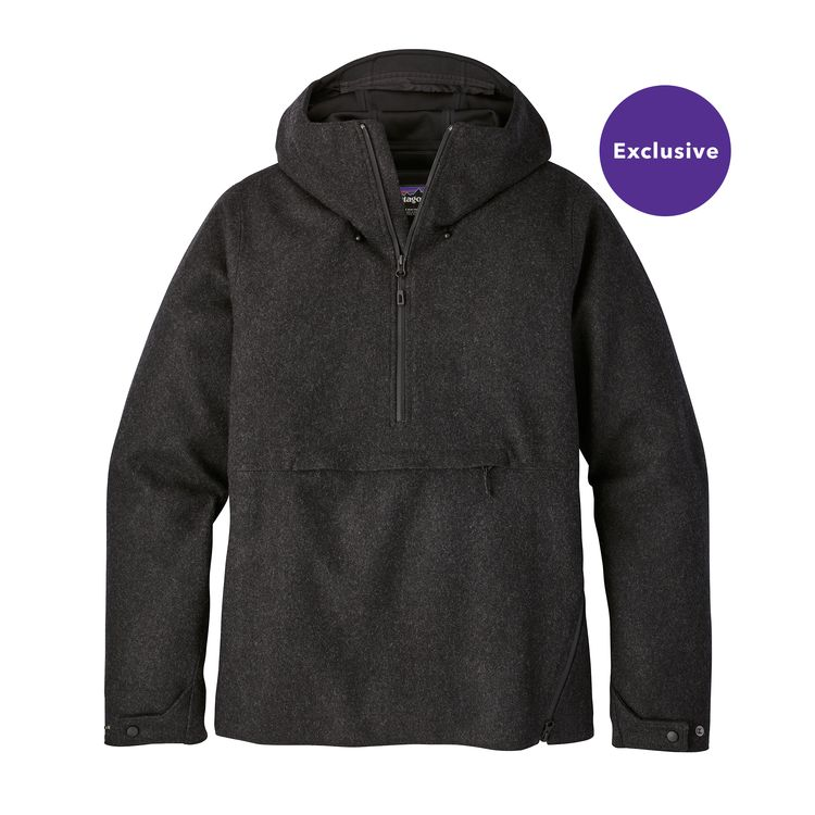 Patagonia Men's Recycled Wool Pullover