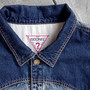 1985 BOMBER DENIM JACKET|HEADGOONIE