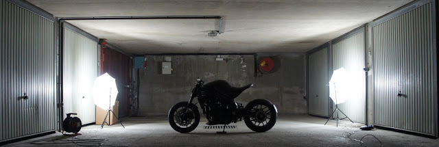 Moto-Mucci: DAILY INSPIRATION: Triumph 1050 Speed Triple by Impoz Design