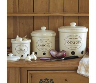 CHEFS Fresh Valley Canisters | CHEFScatalog.com