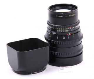 Carl Zeiss f. Hasselblad C 1:4/150 mm Sonnar T*, 480,00 €