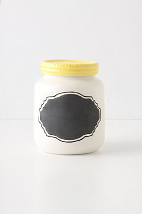 Chalkboard Spice Jar | Anthropologie.eu