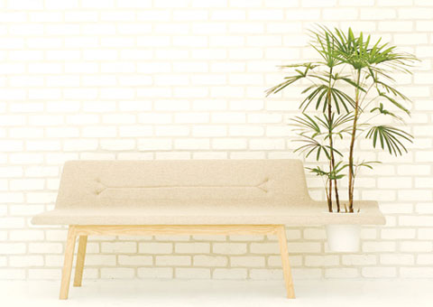 Lin pod bench by Leif.designpark | CoolBoom