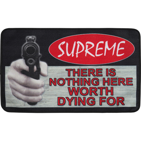 Supreme: Welcome Mat - Multicolor
