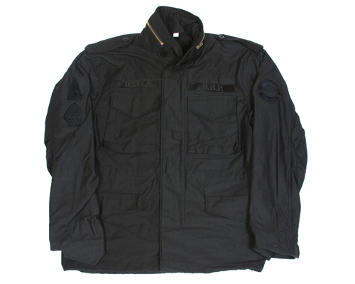 """BBP ONLINE STORE - Lord Finesse x Muro x BBP Army Jacket + 7"""" Record"""