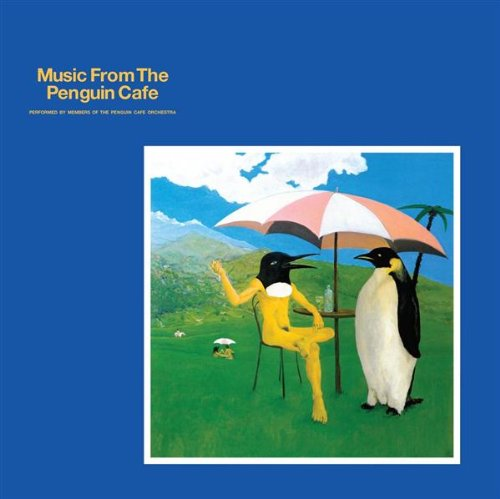 Amazon.co.jp: Music from the Penguin Cafe: Penguin Cafe Orchestra: 音楽
