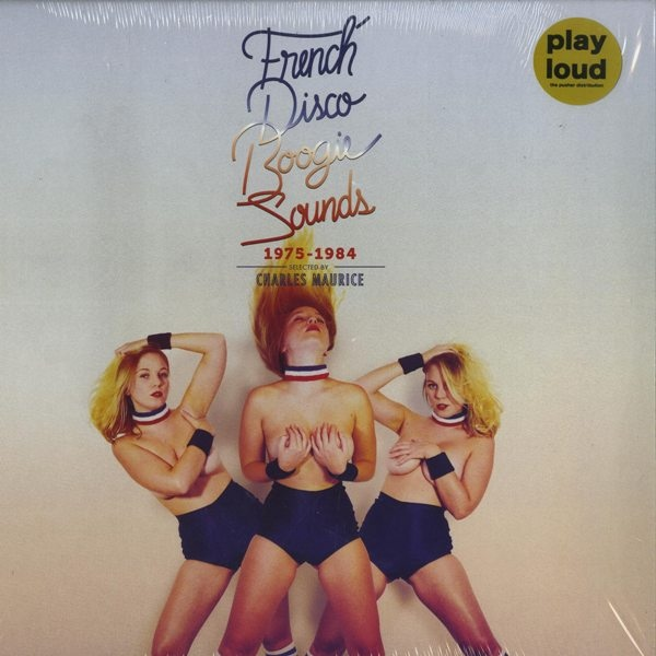 Various - French Disco Boogie Sounds (1975-1984) (Vinyl) at Discogs