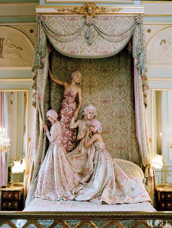 Checking Out   Tim Walker #photography   Vogue US ...   Photography