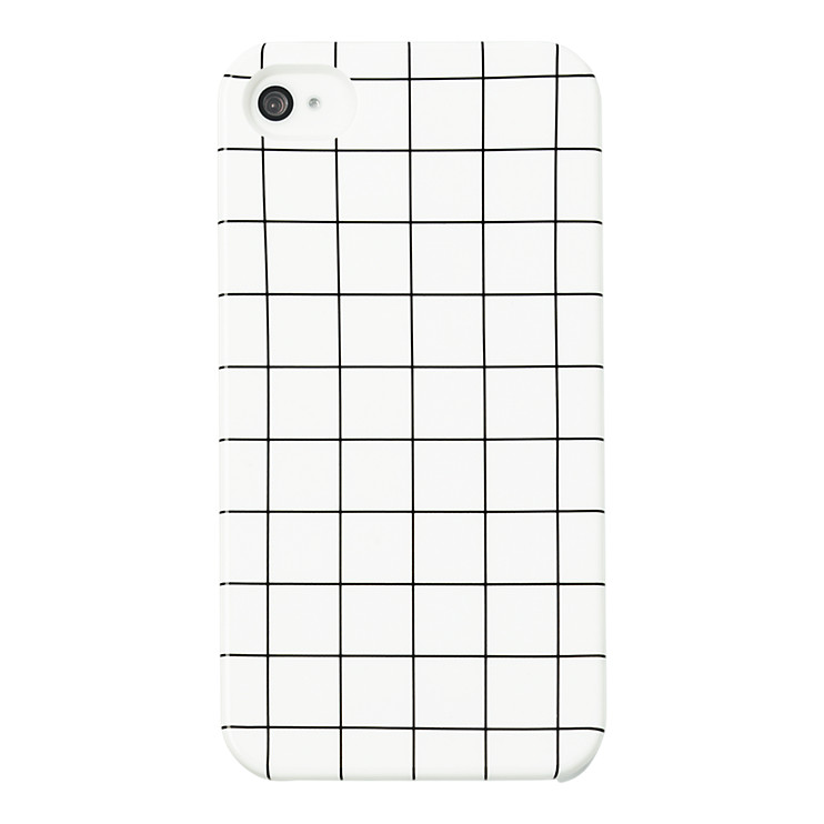iPhone 4 Case in Windowpane - Kate Spade Saturday